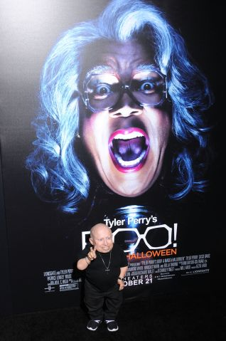 Premiere Of Lionsgate's 'Boo! A Madea Halloween' - Arrivals
