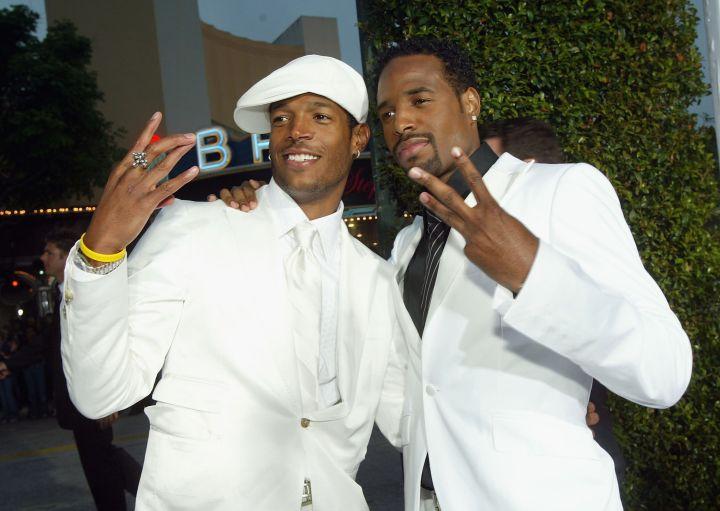 Shawn and Marlon Wayans