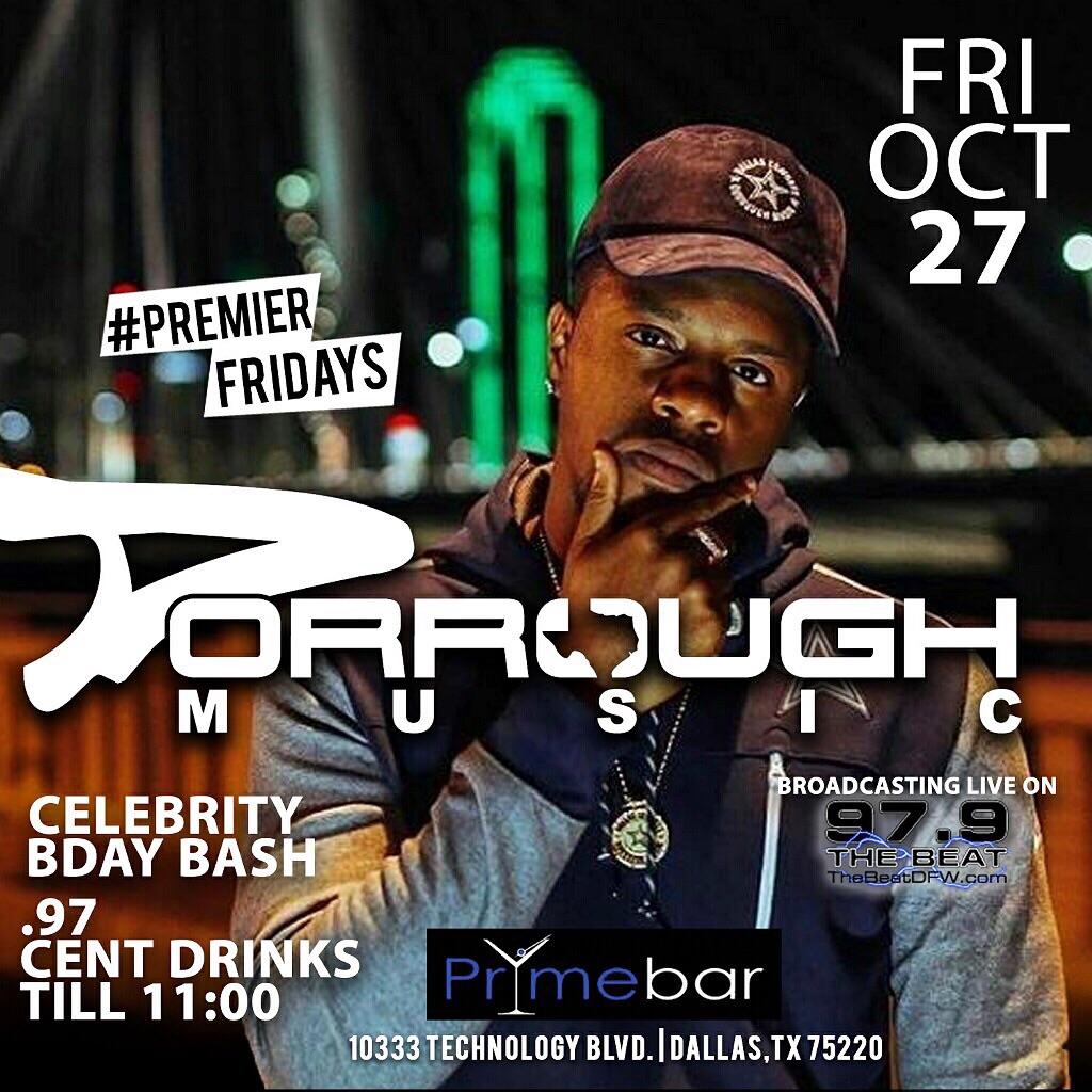 Pryme Nightclub Dorrough