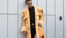 New York Fashion Week - Street Style - Day 6