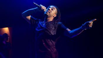 TIDAL x Vic Mensa - New York Performance
