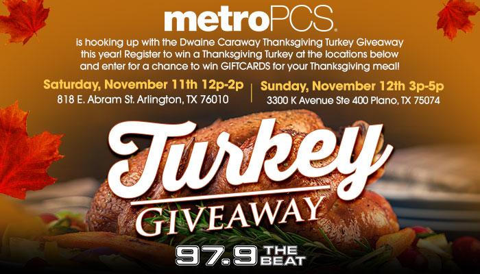 MetroPCS Thanksgiving