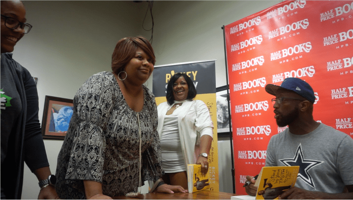 Rickey Smiley - Dallas - Half Price Books
