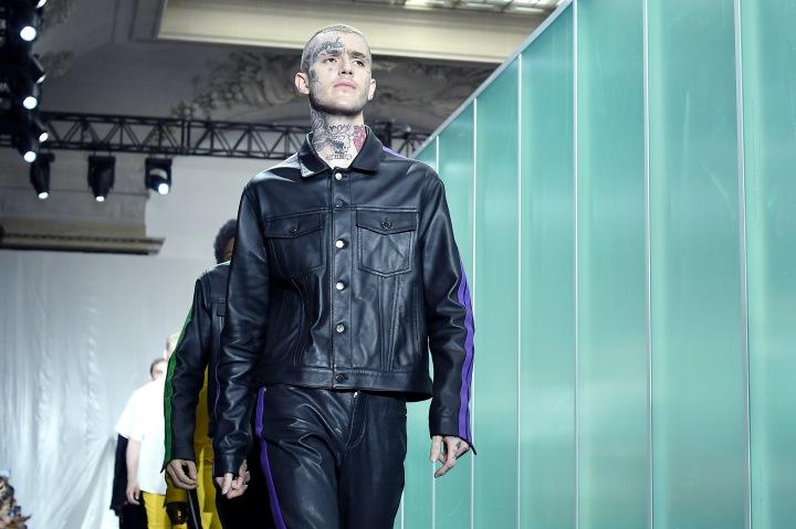 Vlone : Runway – Paris Fashion Week – Menswear Spring/Summer 2018