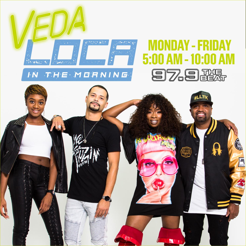 Veda Loca in the Morning