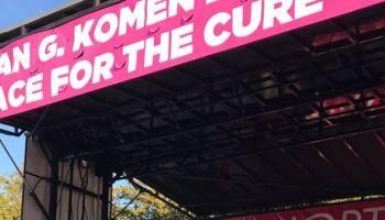 Susan G. Komen - Race for the Cure 2017
