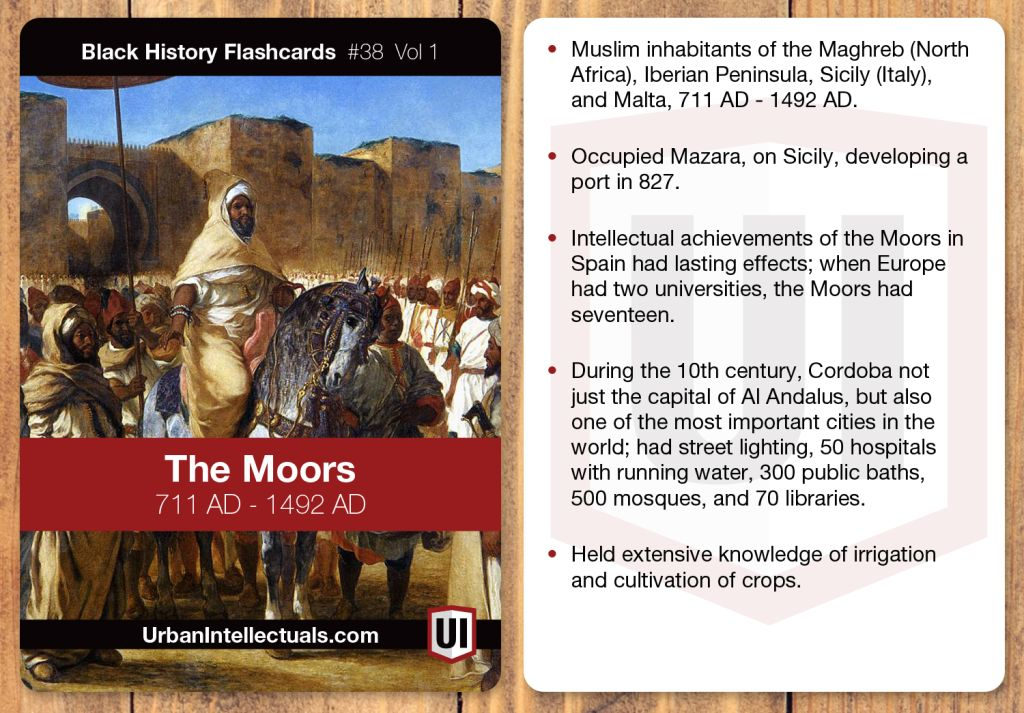 Black History Month: The Moors | 97 9 The Beat