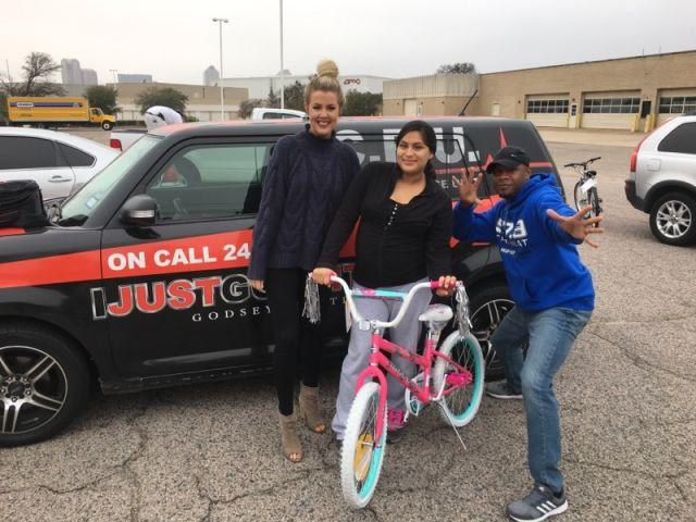 IJustGotHit.com Bike Giveaway 2017