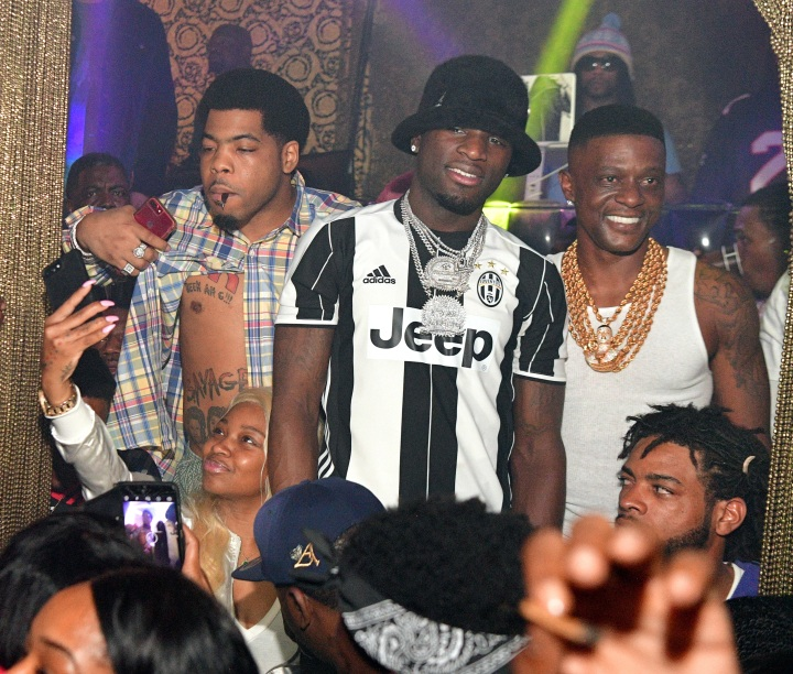 Lil Boosie Birthday Celebration