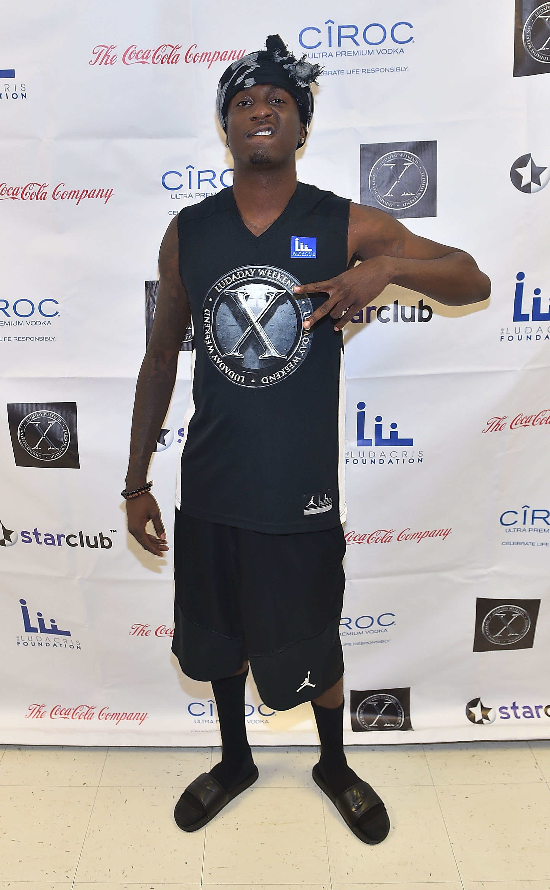LudaDay Weekend Annual Celebrity Basketball Game