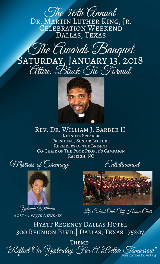 The 36th Annual Dr. Martin Luther King, Jr. Celebration