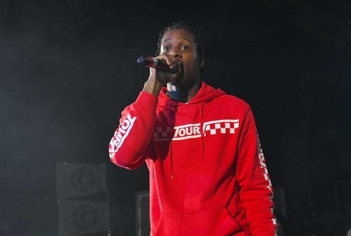 Travis Scott In Concert – Atlanta, Georgia