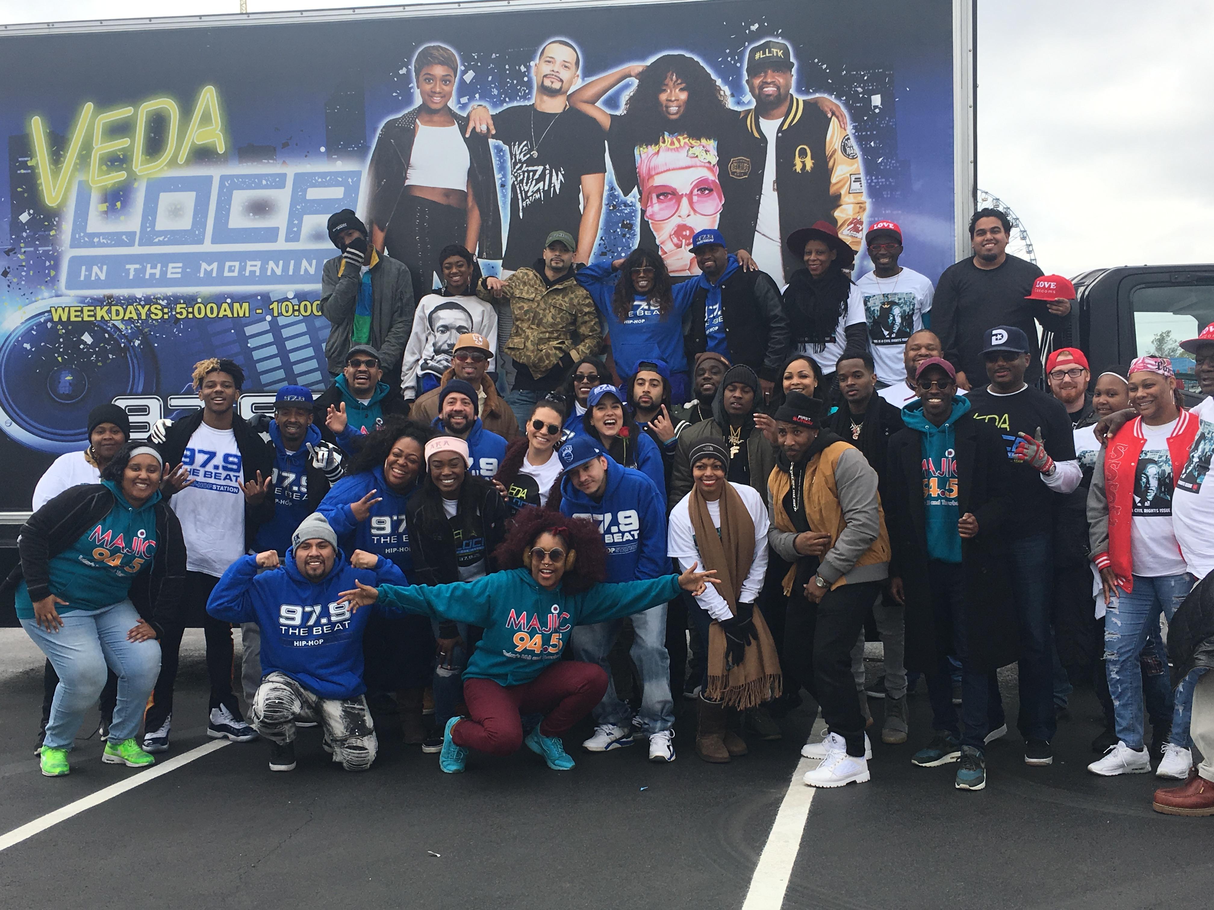 MLK Parada 2018