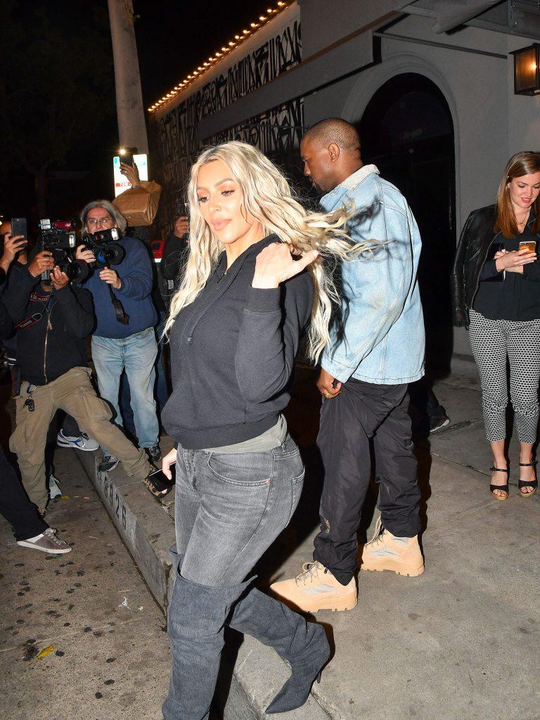 Celebrity Sightings In Los Angeles - January 12, 2018