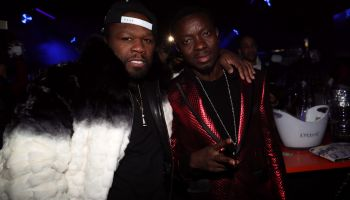 50 Cent Annual Christmas Hangover