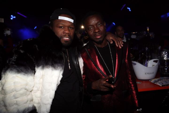 50 Cent Annual Christmas Hangover