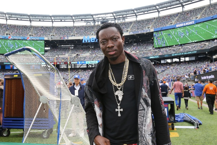 Celebrities Attend Los Angeles Chargers vs New York Giants – October 8, 2017