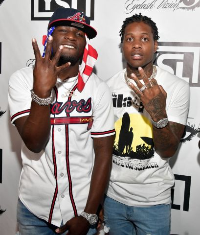 Young Thug Birthday Bash