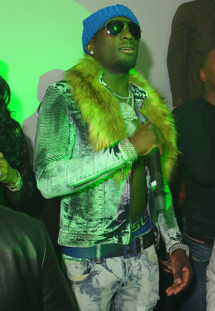 Ralo Signing Party Hosted By Gucci Mane