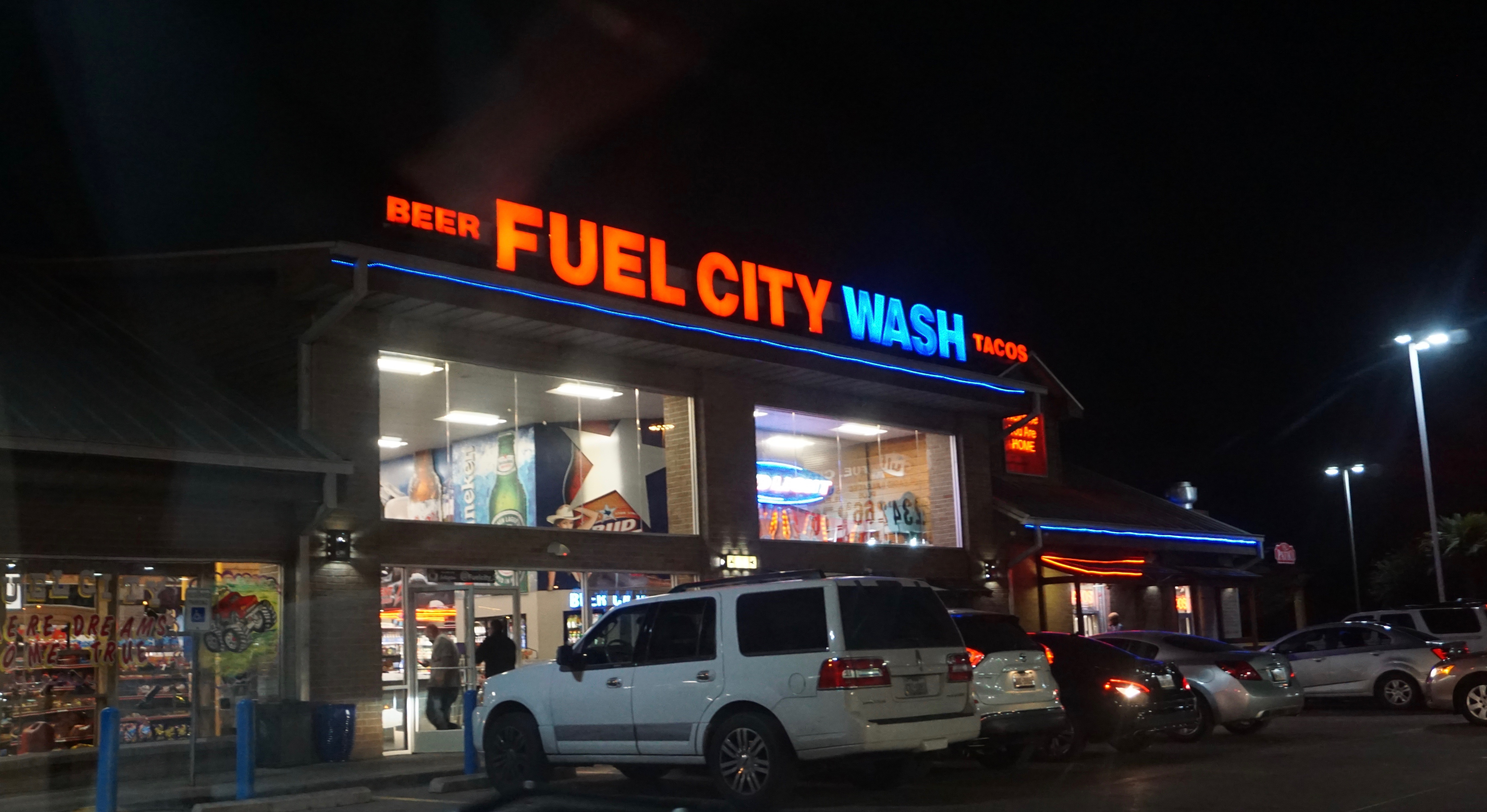 Fuel City