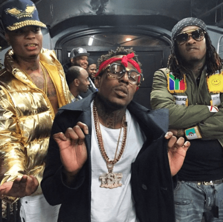 Which Famous Rappers Are Bloods Photo Gallery Majic 1023 927