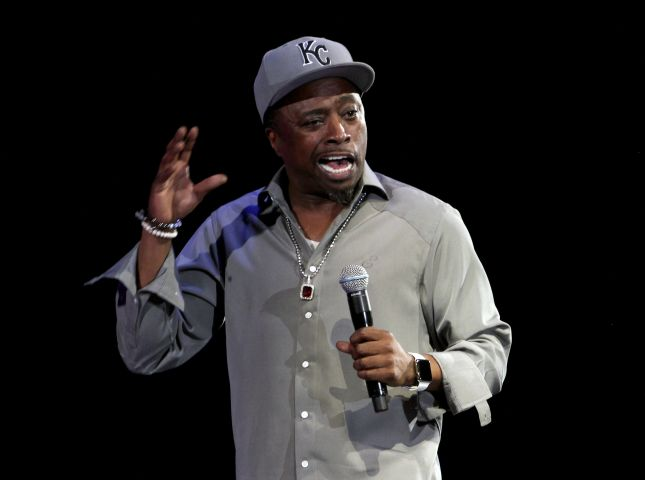 93.5 KDAY Presents The Comedy Get Down