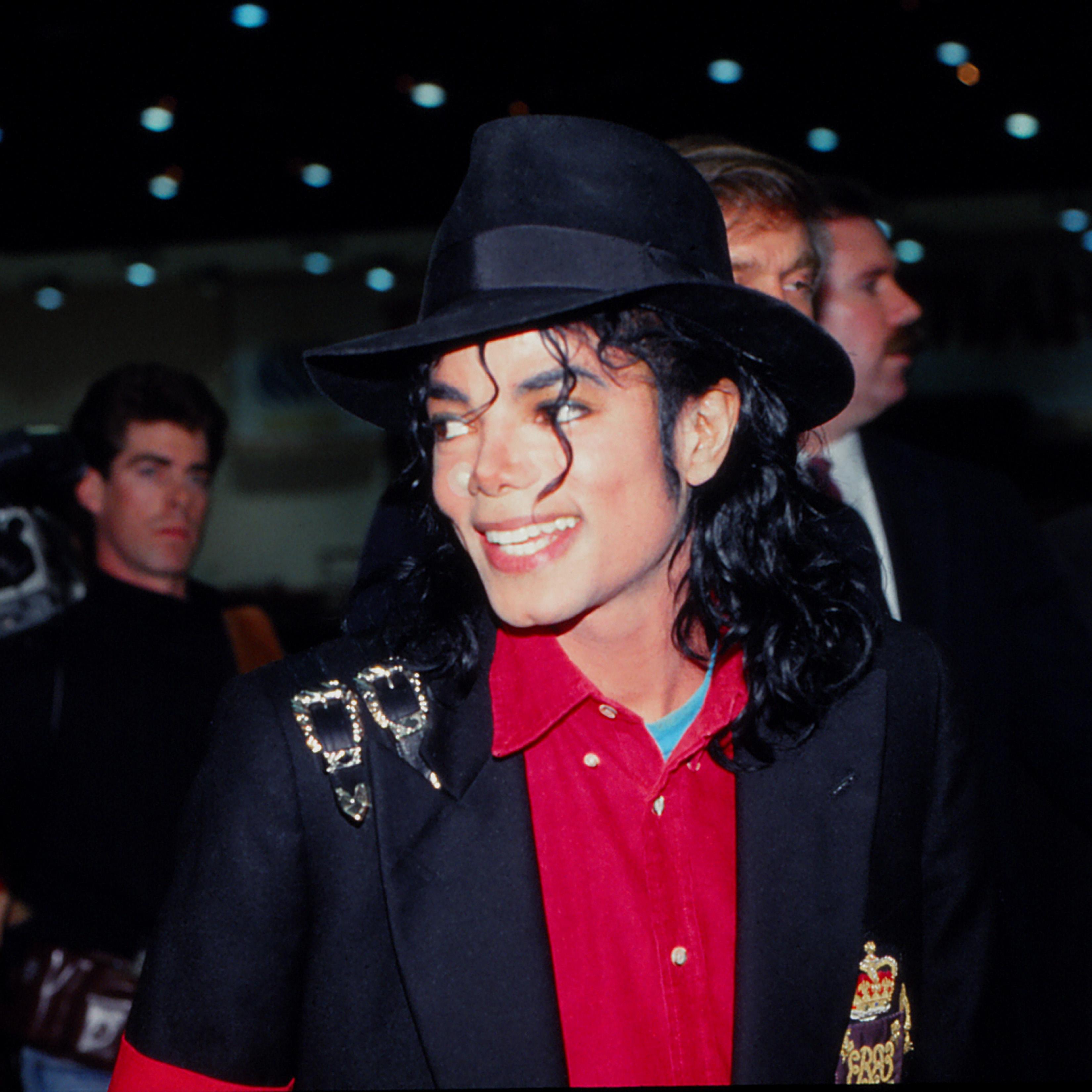 Michael Jackson In Atlantic City