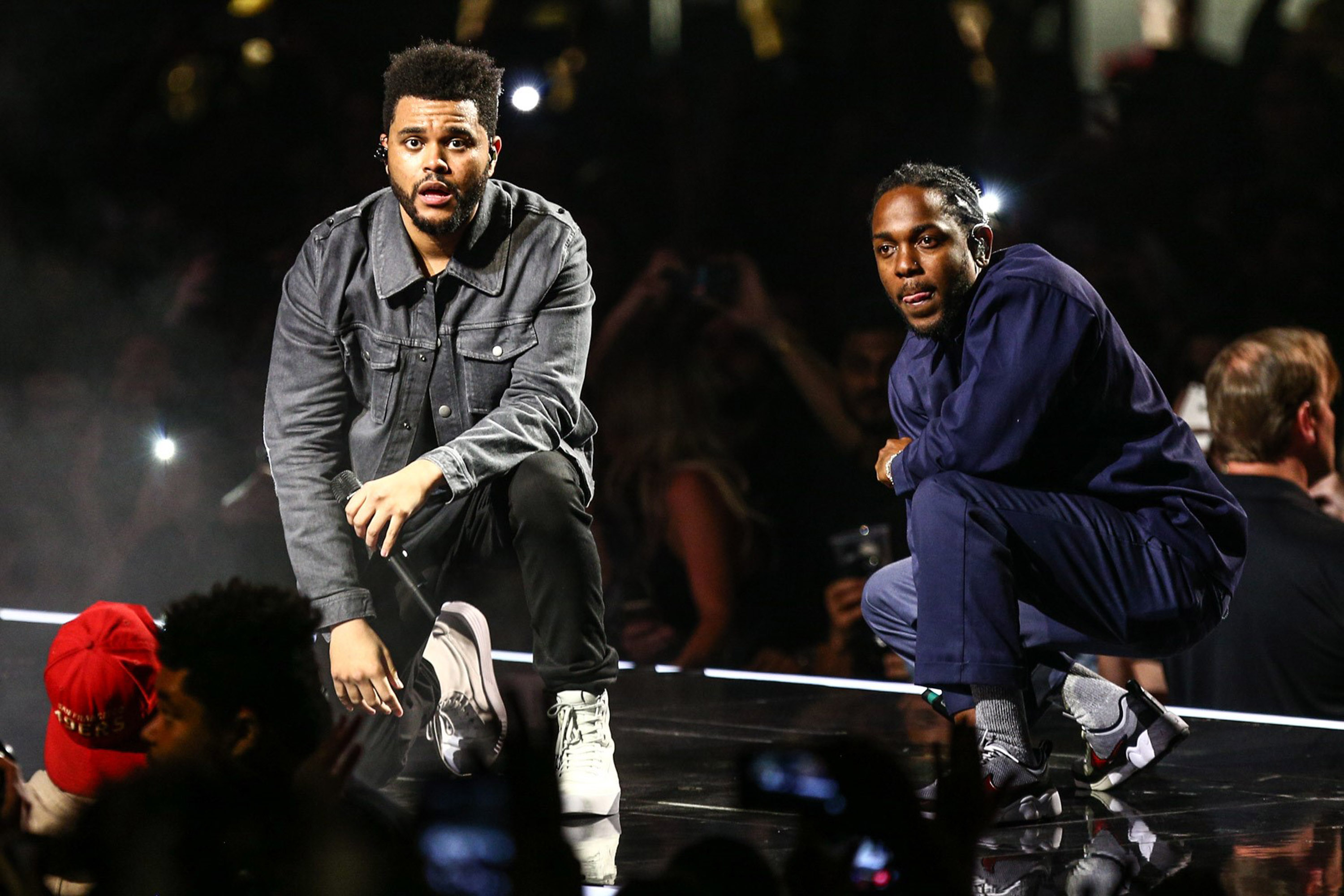 """New Music: The Weeknd """"Pray For Me"""" Feat  Kendrick Lamar"""