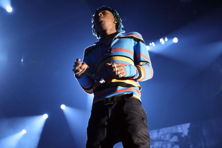 Future Perform At The O2 Arena