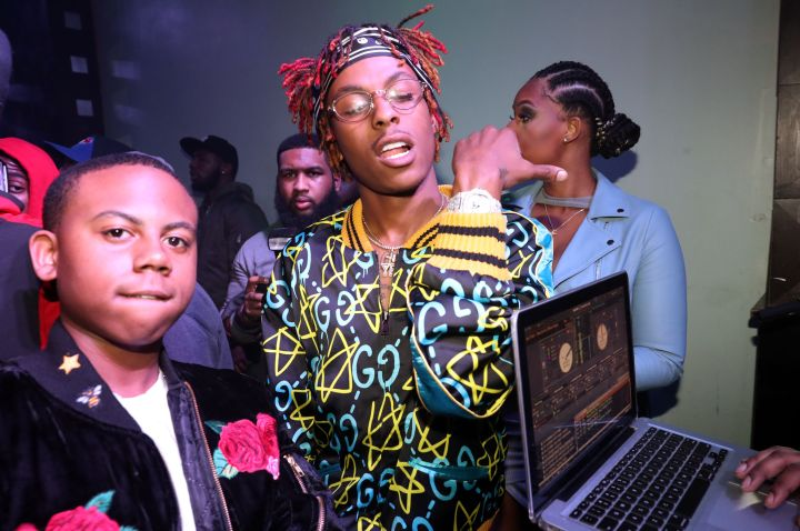 Rich The Kid In Concert – New York, NY