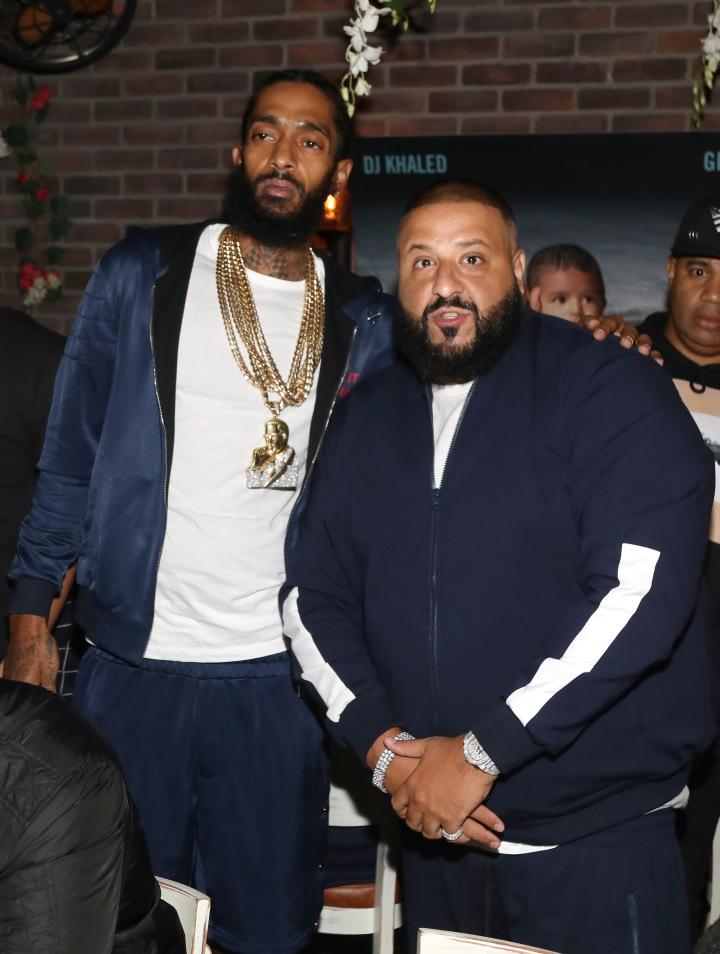 DJ Khaled 'Grateful' Platinum Celebration