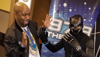Black Panther Movie Screening Dallas