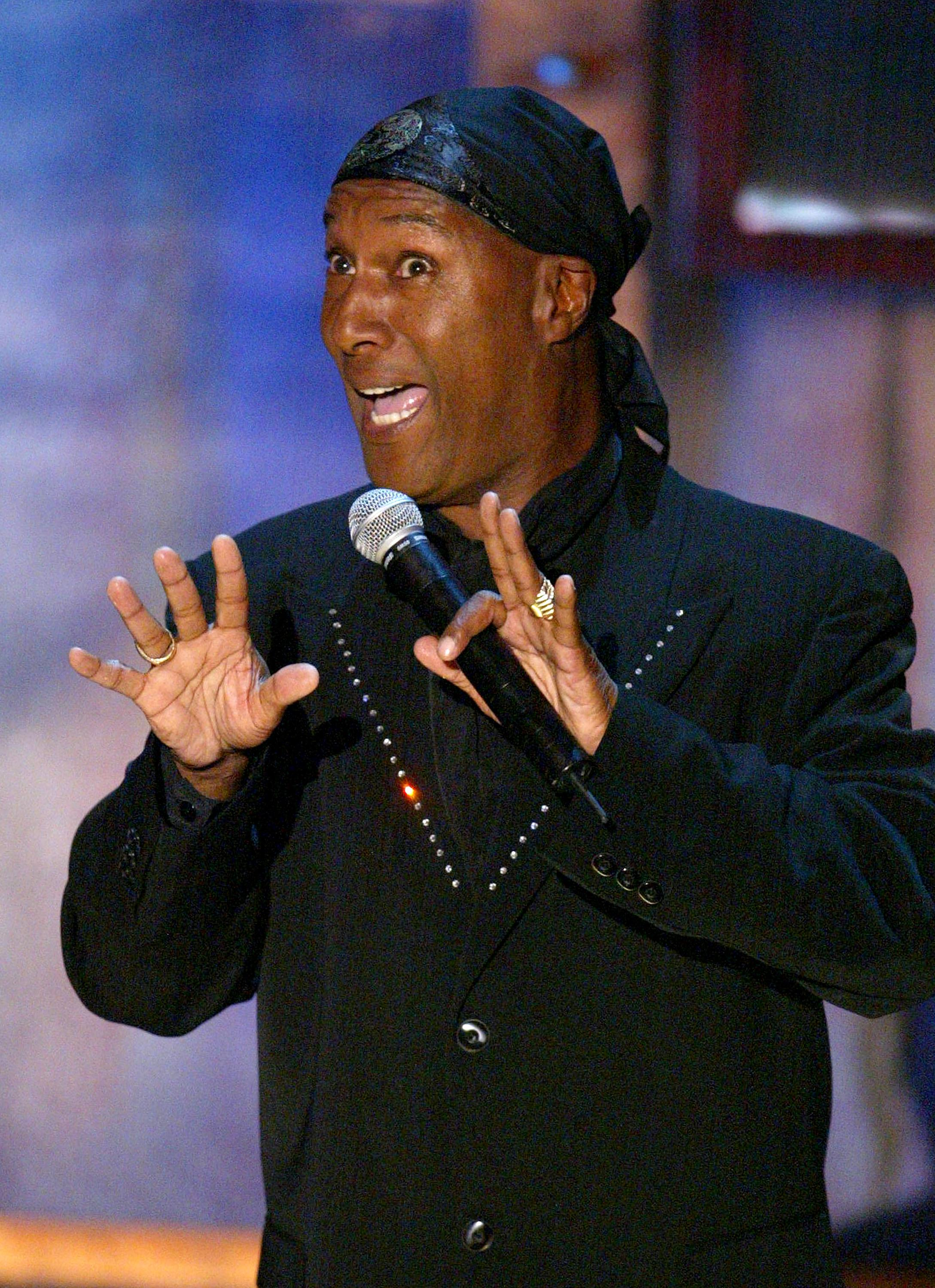 The First-Ever BET Comedy Awards - Show