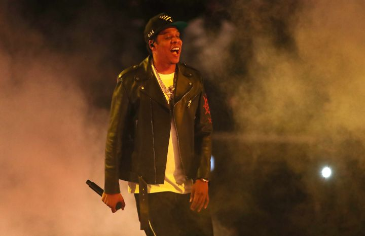 Jay-Z performs on his '4:44' Tour
