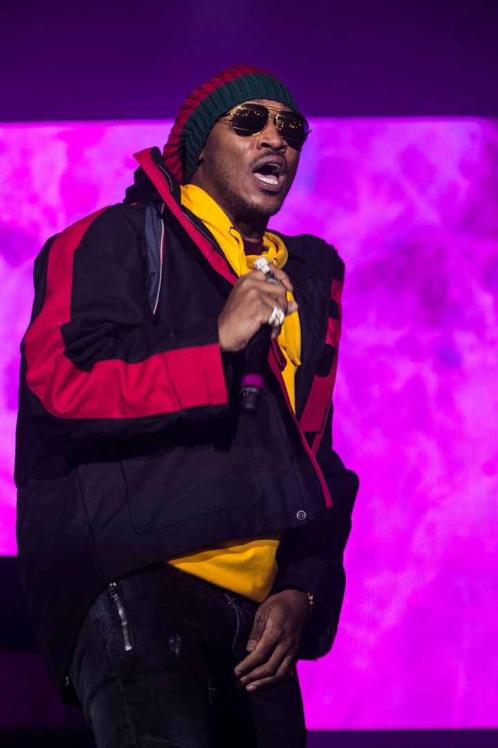 Future Perform in Concert in Stockholm