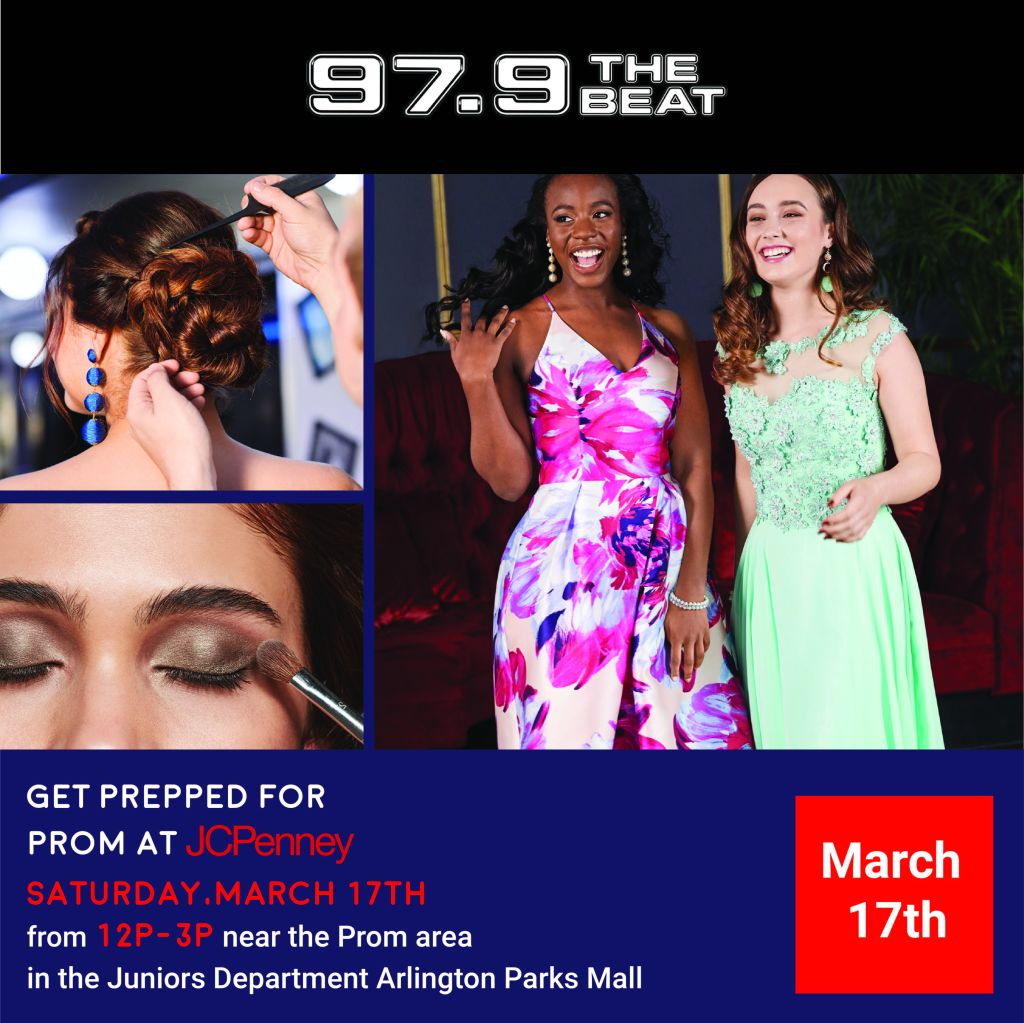 1bde57638bfc WIN YOUR FREE EMERGENCY PROM KIT FROM JC PENNEY! | 97.9 The Beat