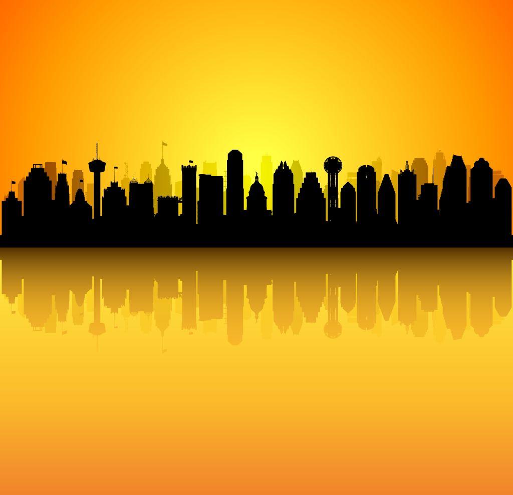 Texas- San Antonio, Austin, Dallas, Houston (Buildings Are Moveable, Complete)