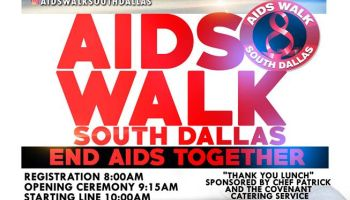 AIDS Walk Flyer