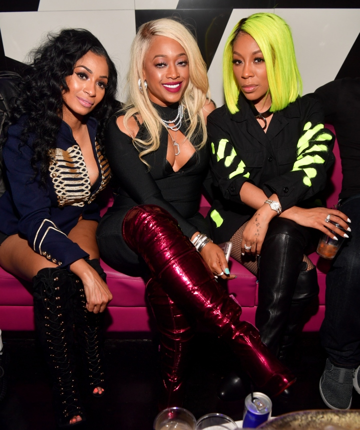 K. Michelle Birthday Celebration Hosted by Trina