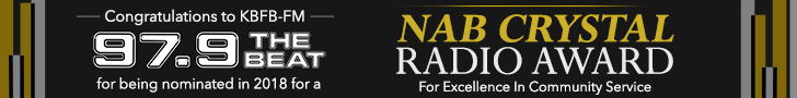NAB Crystal Awards - KBFB