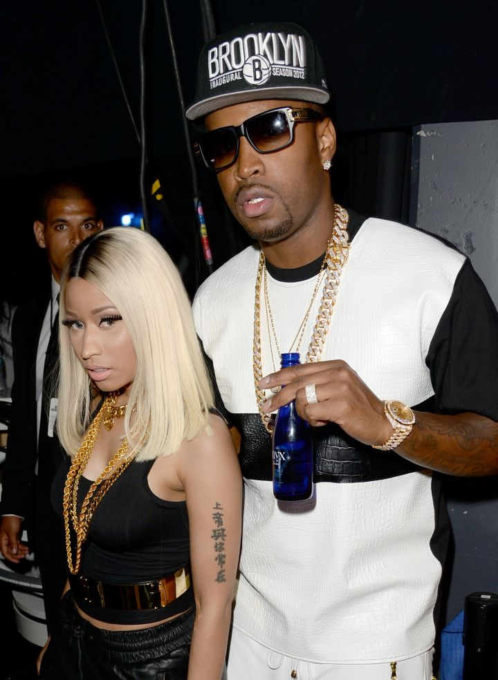 2013 BET Awards – Backstage