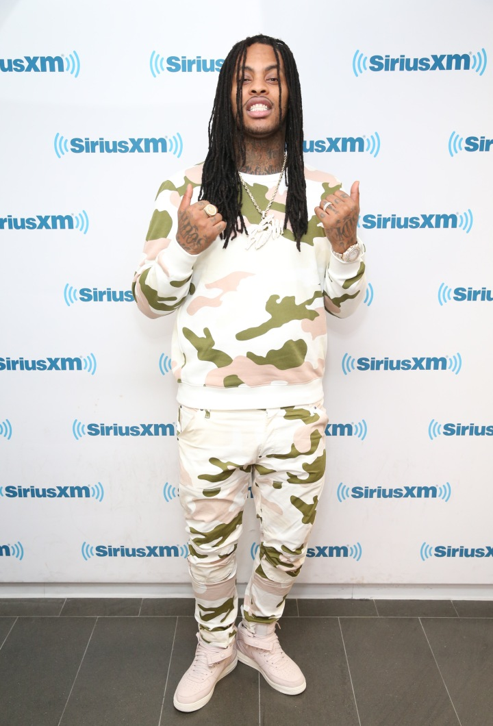Celebrities Visit SiriusXM – October 23, 2017