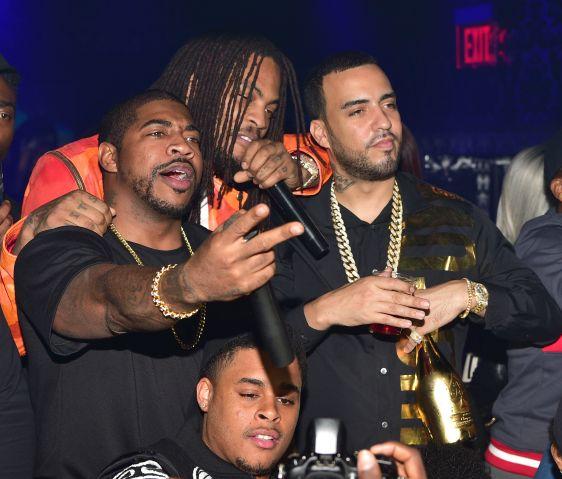 DJ Holiday Birthday Celebration Hosted by French Montana, Nipsy, TY$ And Waka