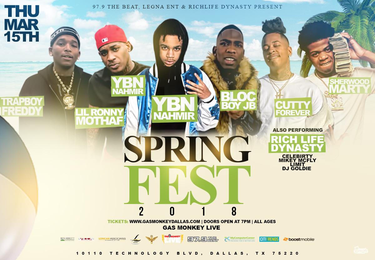 Spring Fest 2018