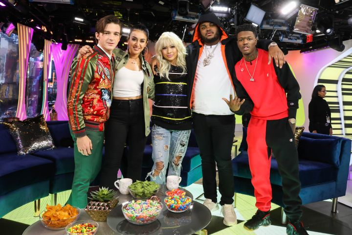 Celebrities Visit MTV TRL – January 15, 2018