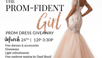 I Am Beautiful Organization Prom Dress Giveaway