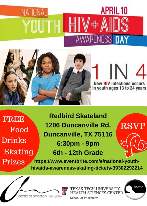 National Youth HIV/AIDS Awareness Event