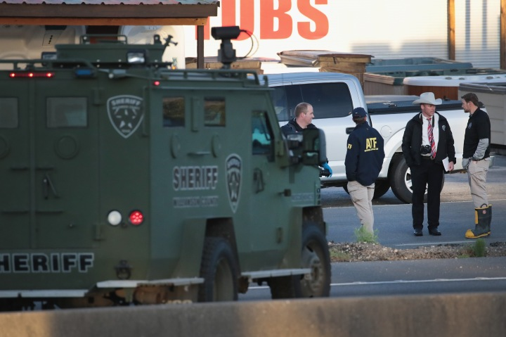 Suspected Austin Serial Bomber Blows Himself Up After Police Close In