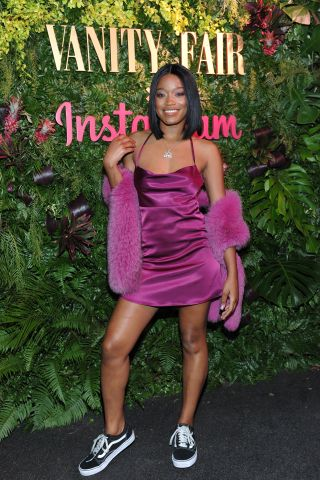 Vanity Fair x Instagram Celebrate the New Class of Entertainers at Mel's Diner on Golden Globes Weekend