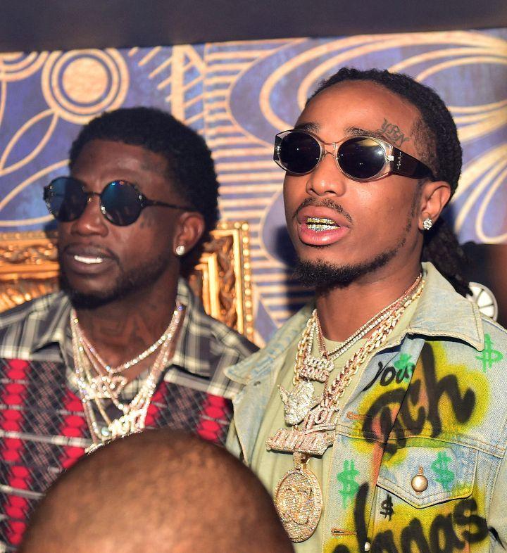Gucci Mane Album Release Party